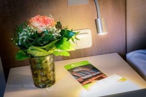Hotel Gasthaus zur Linde, Отели  Зеветаль - big - 13