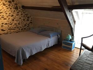 Gîtes au Clos du Lit, Ferienhäuser  Saint-Aaron - big - 32