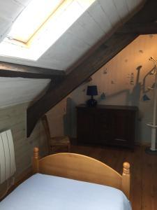 Gîtes au Clos du Lit, Ferienhäuser  Saint-Aaron - big - 33