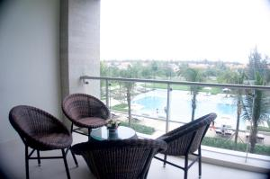 Luxury Apartment, Apartmány  Da Nang - big - 32