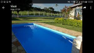Chalé na represa, Dovolenkové domy  Piracaia - big - 3