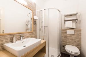 Alpin Hotel Gudrun, Hotels  Colle Isarco - big - 17