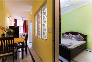 We At Home Serviced Apartment :), Apartments  New Delhi - big - 32