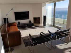 Duplex Reñaca, Appartamenti  Viña del Mar - big - 3