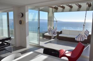 Duplex Reñaca, Appartamenti  Viña del Mar - big - 5