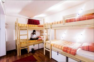 Palmers Lodge Hostel, Hostels  Zagreb - big - 9