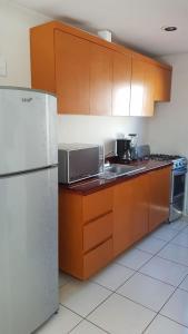 Real del Valle, Holiday homes  Mazatlán - big - 16