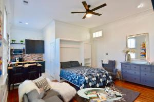 Downtown Memphis Shellcrest Apartments, Apartmanok  Memphis - big - 120