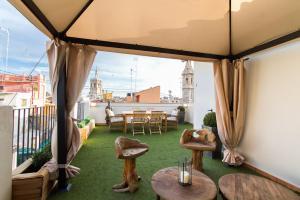 Valencia Luxury Attics Ayuntamiento, Апартаменты  Валенсия - big - 16