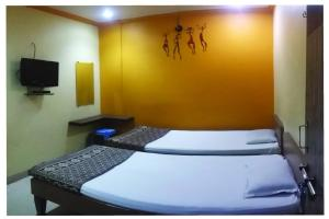 Hotel Ashirwad Lodge, Lodges  Nānded - big - 8