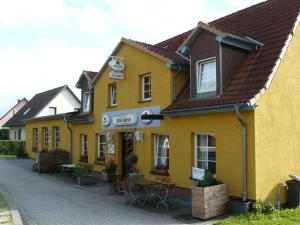 Pension bei Stralsund
