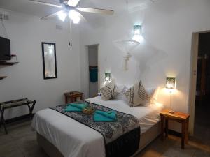 Green Tree Lodge, Chaty v prírode  Livingstone - big - 6