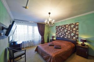 Hotel Moskvich, Hotel  Mosca - big - 23