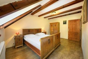 Penzion Prelat, Guest houses  Český Krumlov - big - 16