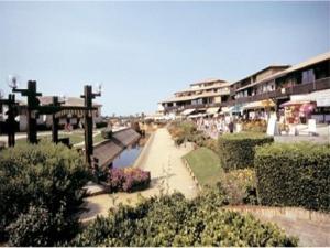 Apartment Les hameaux du lac, Ferienwohnungen  Vieux-Boucau-les-Bains - big - 5
