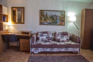 Apartment on Pospelova 12 а, Apartmány  Tashtagol - big - 16