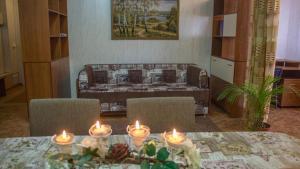 Apartment on Pospelova 12 а, Apartmány  Tashtagol - big - 19