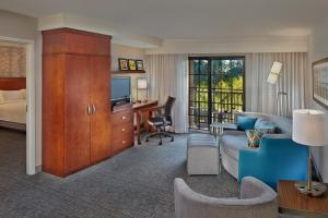 King Suite with Sofa Bed with Balcony