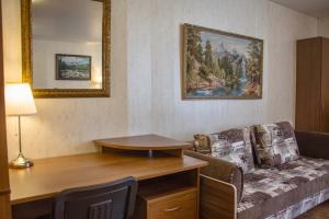 Apartment on Pospelova 12 а, Apartmány  Tashtagol - big - 22