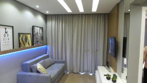 2 Quartos c/ Garagem e Wifi no Batel, Apartmány  Curitiba - big - 2