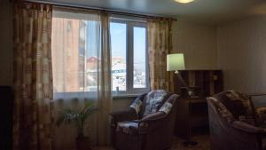 Apartment on Pospelova 12 а, Apartmány  Tashtagol - big - 23