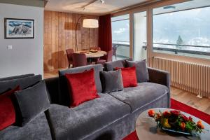 Hotel Spinne Grindelwald, Szállodák  Grindelwald - big - 44