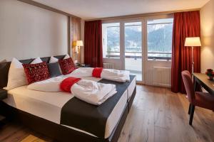 Hotel Spinne Grindelwald, Szállodák  Grindelwald - big - 45