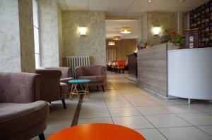 Logis Hotel Beaudon, Hotely  Pierrefonds - big - 36
