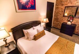 Royal Park Hotel & Hostel, Hostely  New York - big - 13
