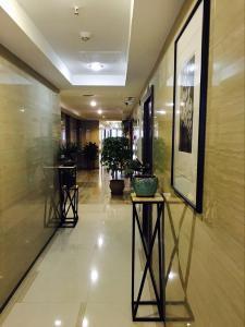 Chongqin Rongshuxia Youpin Apartment, Apartments  Chongqing - big - 20