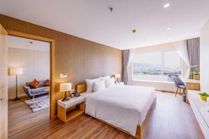 Zen Diamond Suites Hotel, Szállodák  Da Nang - big - 50