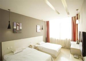 Thankyou Quick Hotel, Hotel  Huangdao - big - 25