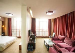 Thankyou Quick Hotel, Hotel  Huangdao - big - 22