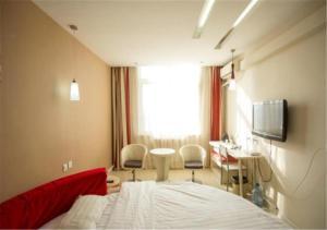 Thankyou Quick Hotel, Hotel  Huangdao - big - 20