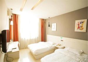 Thankyou Quick Hotel, Hotel  Huangdao - big - 18