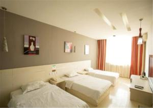 Thankyou Quick Hotel, Hotel  Huangdao - big - 17