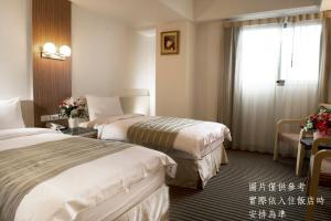 Ocean Hayline Hotel, Hotely  Jian - big - 2