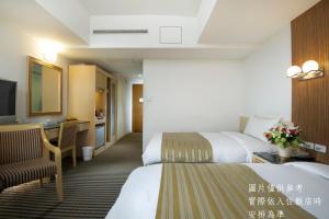 Ocean Hayline Hotel, Hotely  Jian - big - 3