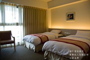 Ocean Hayline Hotel, Hotely  Jian - big - 7
