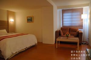 Ocean Hayline Hotel, Hotely  Jian - big - 14