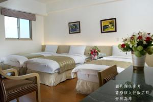 Ocean Hayline Hotel, Hotely  Jian - big - 15