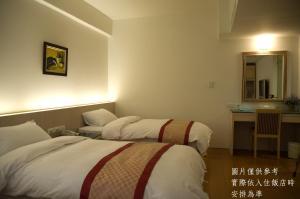 Ocean Hayline Hotel, Hotely  Jian - big - 16