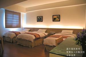 Ocean Hayline Hotel, Hotely  Jian - big - 17