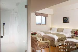 Ocean Hayline Hotel, Hotely  Jian - big - 18