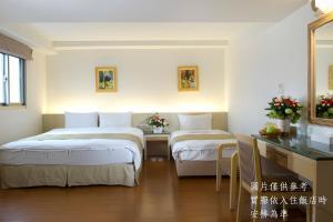 Ocean Hayline Hotel, Hotely  Jian - big - 20