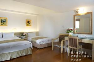 Ocean Hayline Hotel, Hotely  Jian - big - 21