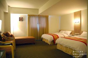Ocean Hayline Hotel, Hotely  Jian - big - 25