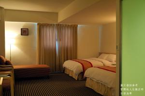 Ocean Hayline Hotel, Hotely  Jian - big - 27