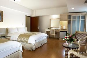 Ocean Hayline Hotel, Hotely  Jian - big - 31
