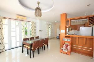 Mona Villa 03 - Sea Resort Mini, Villen  Vung Tau - big - 80